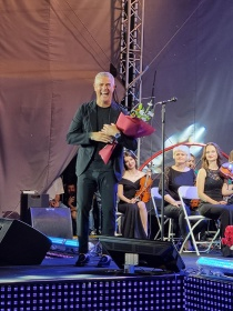 Alessandro Safina выступил с мини-туром по Украине