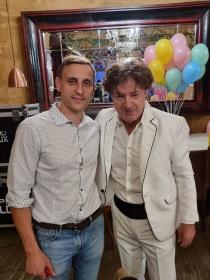 Goran Bregovic выступил в Одессе