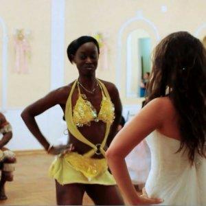 Афро-бразильское шоу