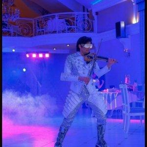 laser-violin