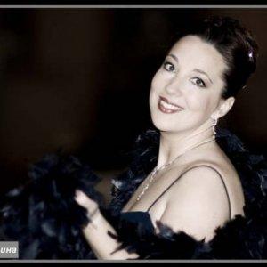 Элина Митина оперная певица